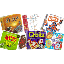 CARDS & BOARDS GAMES