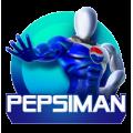 Pepsi Man Figures